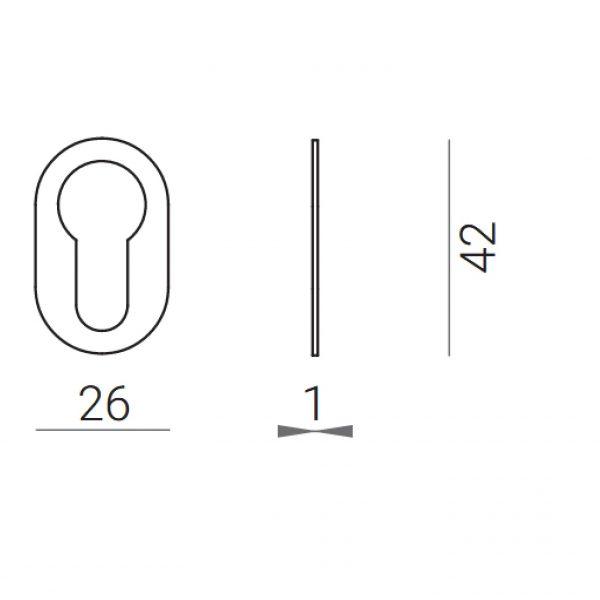 PZ Nuda 1mm